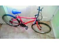 Boys scorpion mountain bike (very tidy)