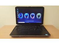 Fast Dell Laptop Full size 15,6 screen i5 2.70GHz Windows 10 like new