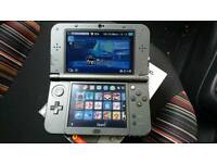 Nintendo NEW 3DS running custom firmware freeshop