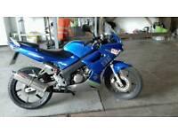 Honda cbr125r4 for sale