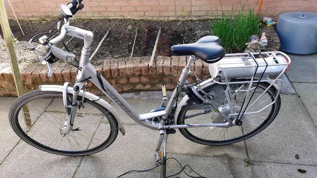 Trek Navigator T500 Electric Bike Bionx System In
