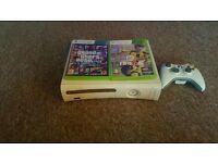 Xbox 360 - Fifa 17 - GTA5
