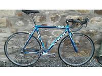 Trek Madone 5.2 carbon road bike large