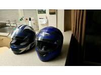 Crash helmets for sale