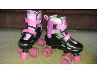 SFR Girls Roller Skates size 12-2