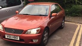 Lexus is200s in great condition