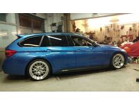"""5X120 BRAND NEW 19"""" BBS LM-R LMR STAGGERED ALLOY WHEELS BMW E46 E92 E90 E93 F30 F31 F32"""