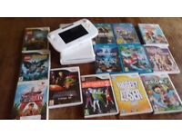 Wii u conaole and games