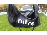 Very large sports bag £10