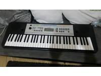 yamaha digital piano ypt-255 b