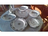 dinner service by Royal Doulton