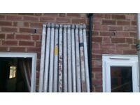 Scaffold tower braces / bars 2.7 m end to end