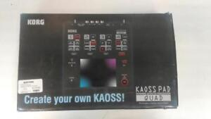 Korg Kaoss Pad (1) (#27293) (SR918481) We Buy and Sell New and Used Musical Instruments!