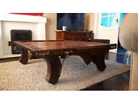 William Sheppee coffee table