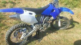 Yamaha yzf 250 not a 450 or kx rm rmz kxf quad