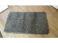Light brown rug