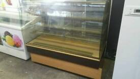 BARGAIN LARGE PATISSERIE FRIDGE IN VERY GOOD CLEAN CONDITION, CAN BE DELIVERED ANYWHERE