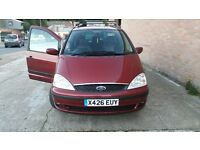 ***Ford Galaxy 1.9 TDi Ghia MPV 5dr Diesel Manual 7 seater ***