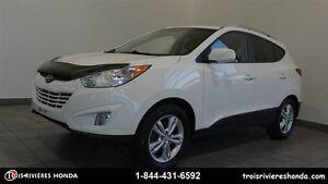 2012 Hyundai Tucson GLS 4WD mag pneus d'hiver inclus