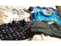 Boys clothes bundle and shoes aged 2years to 4years