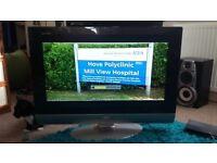 "32""JVC Flat Screen TV"
