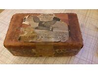 Vintage Boxed Bakelite The Wee-Megger Tester, Evershed & Vignoles 1930's