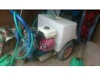 Honda Petrol Jet Wash + Macalister Petrol Jet Wash
