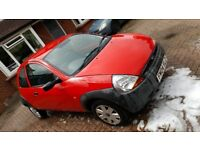 FORD KA 57K MILES 2 OWNER PERFECT FIRST CAR