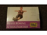 Pilates Rowing exerciser