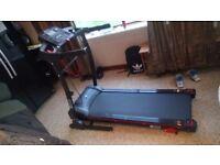 New dynamix treadmill