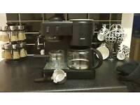 Krups coffee & espresso machine