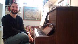 Piano Teacher Crouch End Area