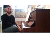 Piano Teacher Crouch End Area
