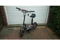 Electric scooter evo 1000