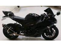 Kawasaki zx6r R9f