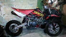 Pit bike 149cc race pit crf450 replica