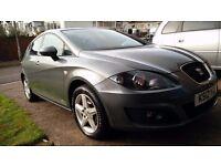 SEAT Leon 1.2 Tsi Copa, Towbar, Metallic Paint & Alloys, dual fuel petrol/LPG.