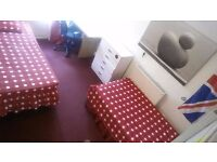 TWIN ROOM IN BOW/MILE END