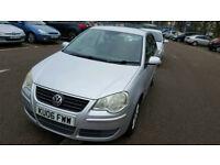 2006 VolksWagen Polo 1.4 TDI 5dr ,Hpi Clear,2 keys,Service History,Fresh Mot,Cheap tax & insurance