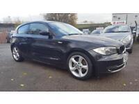 BMW 2.0 120D SE 6 SPEED 3 DOOR 2008 / FULL DEALER SERVICE HISTORY / 12 MONTH MOT / HPI CLEAR /2 KEYS