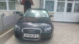Audi A3 (2008)1.9 TDI Special Edition Sportback 5dr new turbo