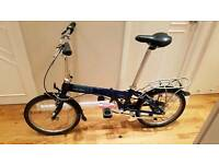 Dahon folding bike like Brompton Tern carrera