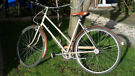Triumph Ladies Bicycle With Pump and Cable Lock Included