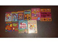 10 Jacqueline Wilson Books