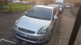 Ford fiesta 1.25style 3dr