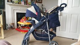 Graco Travel System. All monies going to special care baby unit