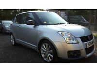 2011 SUZUKI SWIFT SPORT MK2 1.6 VVT ONLY 34K MILES ,,DRIVES FANTASTIC