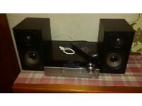 Excellent condition Sony Music System.