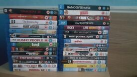 Blu Rays for sale £2 each!! no offers