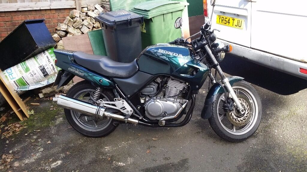 honda cb500 1994 in padgate cheshire gumtree. Black Bedroom Furniture Sets. Home Design Ideas
